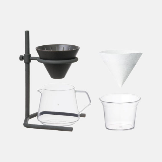 Kit dripper Kinto Slow Coffee